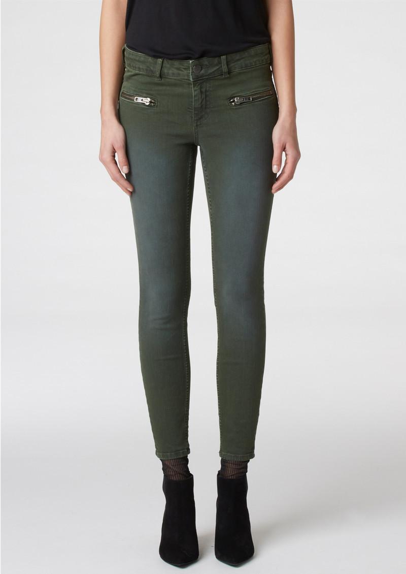 Twist and Tango Sid Ankle Jeans - Khaki main image
