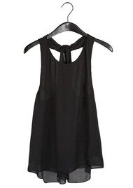 Twist and Tango Story Top - Black