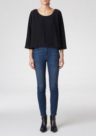 Twist and Tango Nemi Blouse - Black
