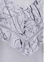 VARLEY Shutters Vest - White Marble