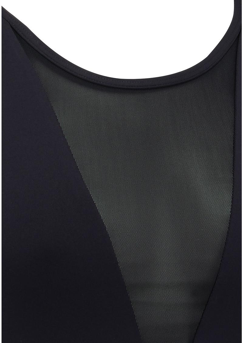 VARLEY Terri Crop Top - Black main image