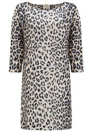 MY SUNDAY MORNING Nancy Dress - Leopard