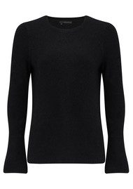 360 SWEATER Selene Sweater - Black