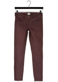 Twist and Tango Sid Ankle Jeans - Bordeaux