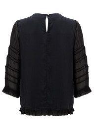 Pyrus Aaya Embellished Top - Black
