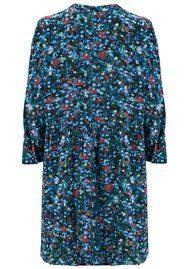 American Vintage Ypodole Floral Dress - Multicolour Art
