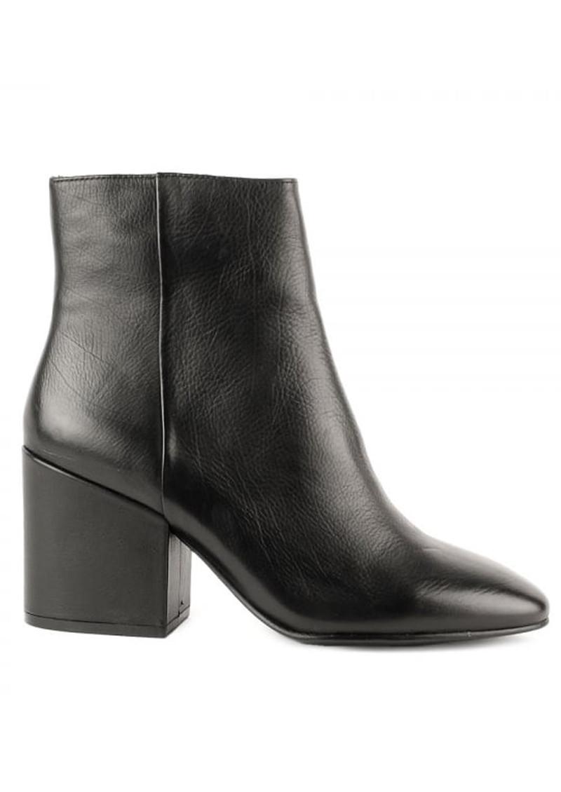 795ce7af4b526 Ash Erika Leather Boots - Black main image ...