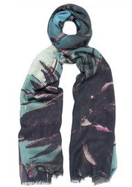 Beverly Hills Cashmere Blend Scarf - Multi