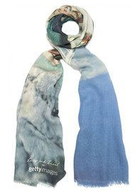 Lily and Lionel Eden Roc Pool Cashmere Blend Scarf - Multi