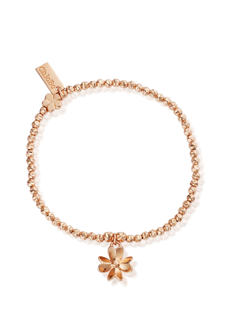 ChloBo Gypsy Dreamer Be Beautiful Bracelet - Rose Gold main image