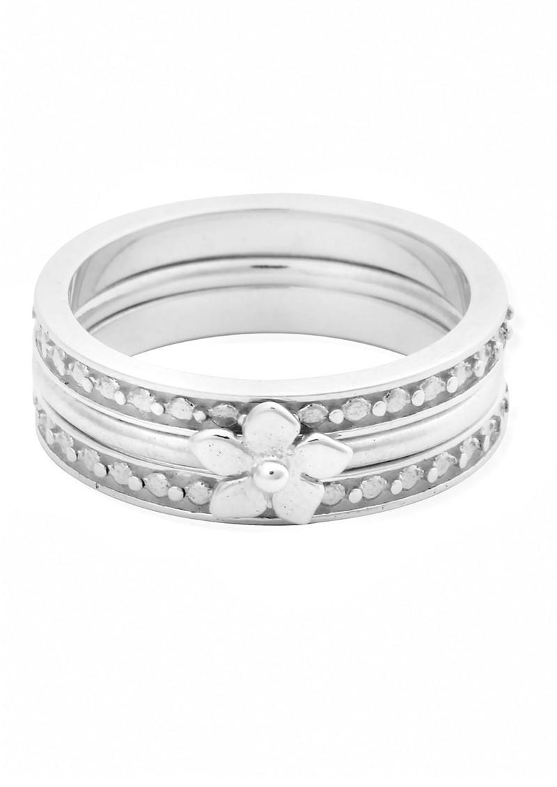 ChloBo Gypsy Dreamer Divine Wilderness Ring - Silver main image