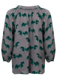 Mercy Delta Clevedon Spirit Blouse - Forest