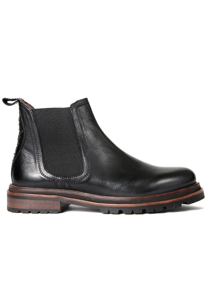 Hudson London Wistow Leather Boot - Black main image