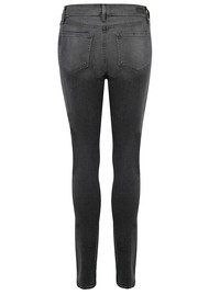 Hoxton High Rise Ultra Skinny Jeans - Smoke Grey