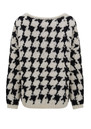 Bokibridge Jumper - Houndstooth additional image