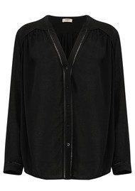 Ba&sh Ringo Shirt - Noir