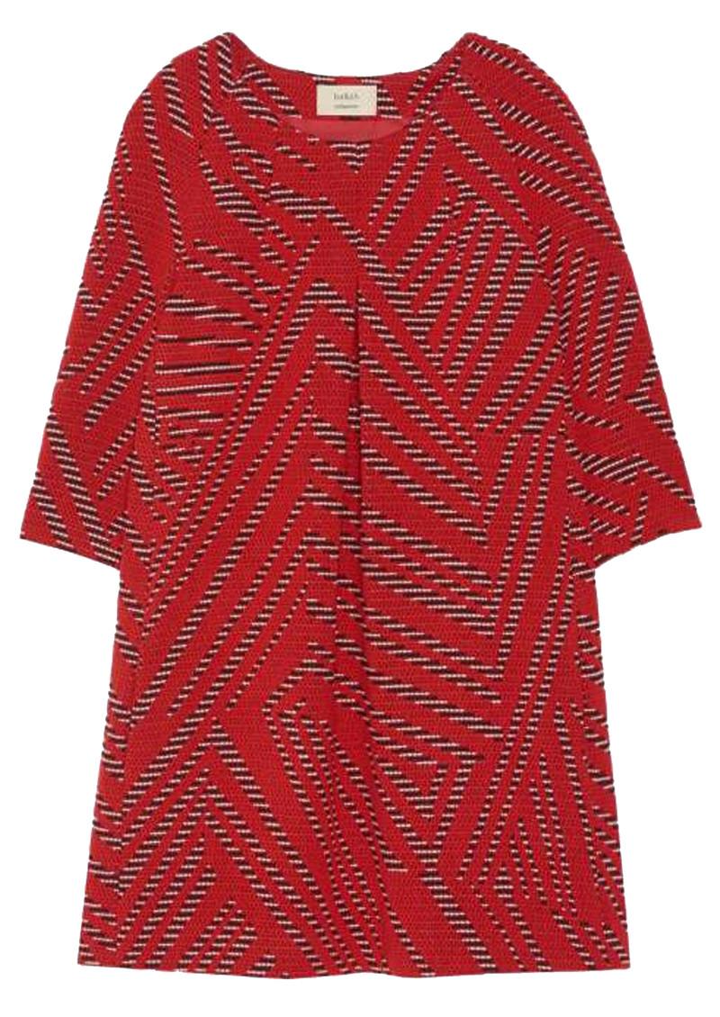 Ba&sh Talweg Dress - Rouge main image