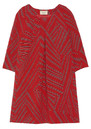 Ba&sh Talweg Dress - Rouge