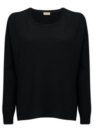American Vintage Svansky Pullover - Black