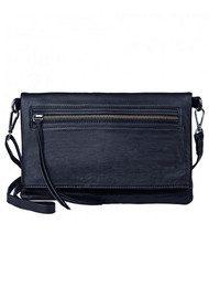 Becksondergaard Anna-Beth Single Leather Bag - Classic Navy