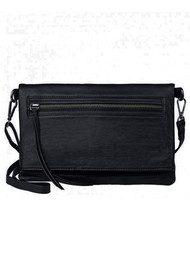 Becksondergaard Anna-Beth Single Leather Bag - Black