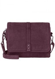 Becksondergaard Astra Leather Bag - Burgundy