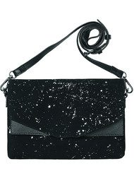Becksondergaard Derry Leather Bag - Silver Dust