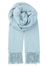 Becksondergaard Crystal Wool Scarf - Ballard Blue