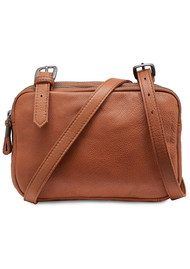 Liebeskind Maike 6 Leather Bag - Cognac