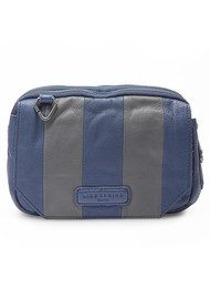 Liebeskind MaikeS Striped Leather Bag - Indigo Blue