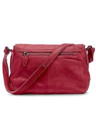 Liebeskind Yokote Studded Leather Bag - Cherry Blossom Red