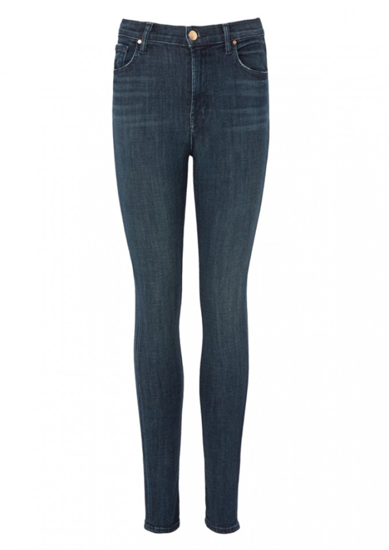 8408227771669 Carolina Super High Rise Skinny Jeans - Sabotage main image