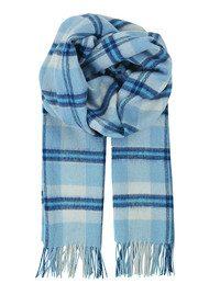 Becksondergaard Glendale Wool Scarf - Dusty Blue