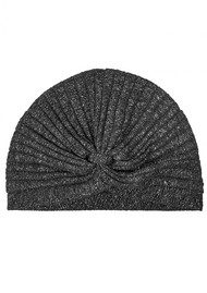Becksondergaard Caron Glitter Turban Hat - Black