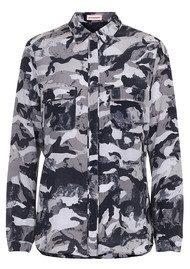 CUSTOMMADE Abelone Camo Shirt - Paloma