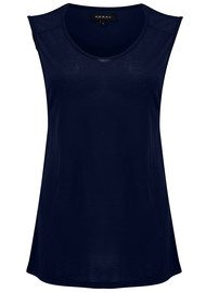 KORAL Aura Tank - Midnight Blue