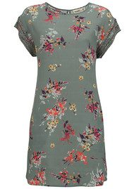 NOOKI Clea Dress - Goldwyn Print