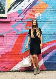NOOKI Clea Embellished Dress - Black