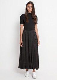 SAMSOE & SAMSOE Nuit Skirt - Black