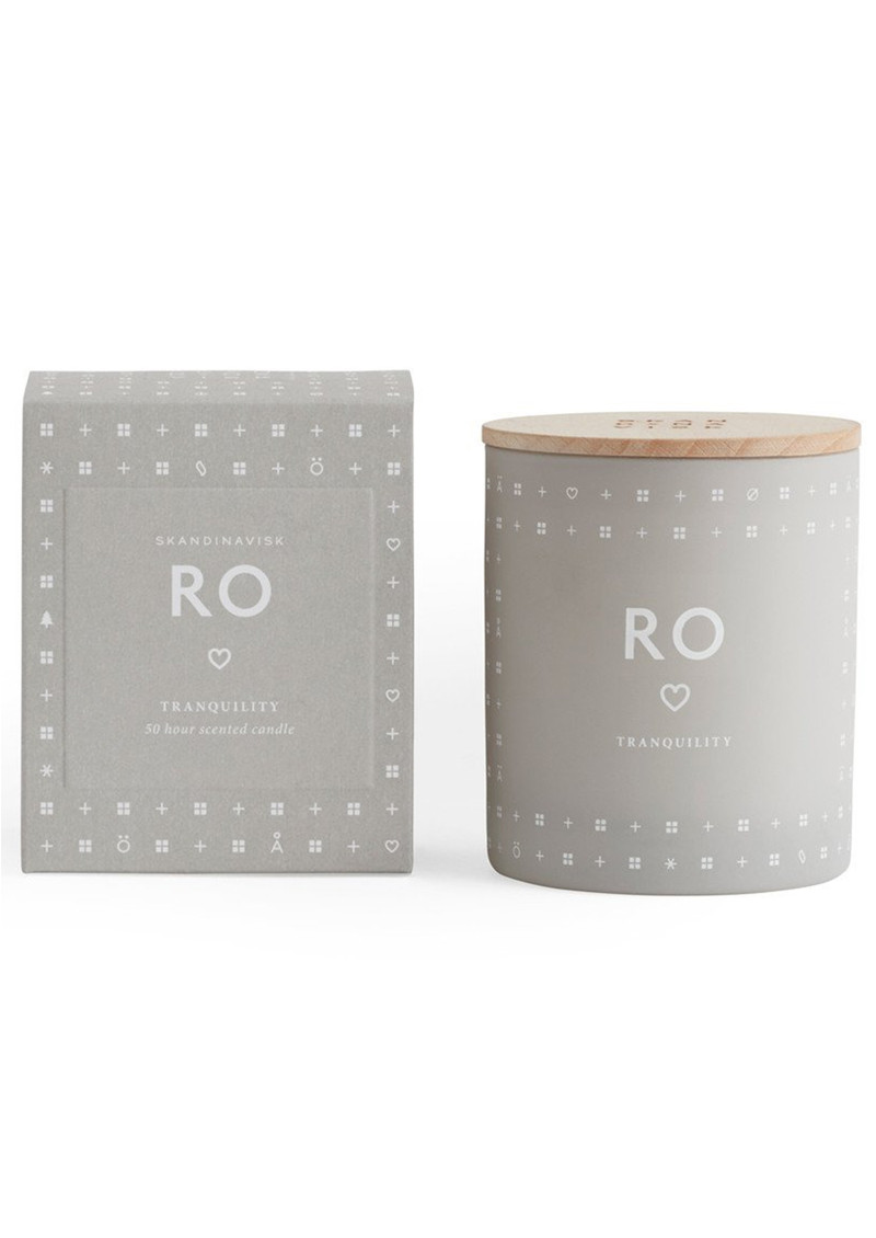 Scented Candle - Ro main image