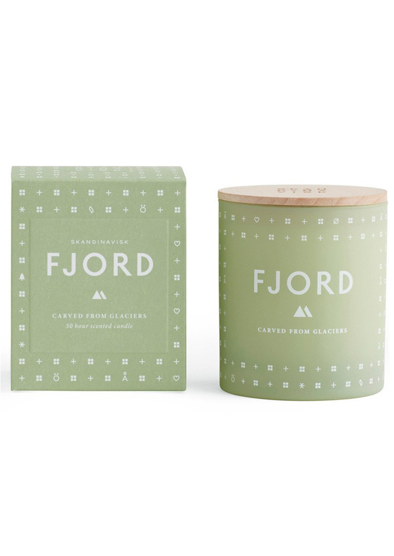 Scented Candle - Fjord main image