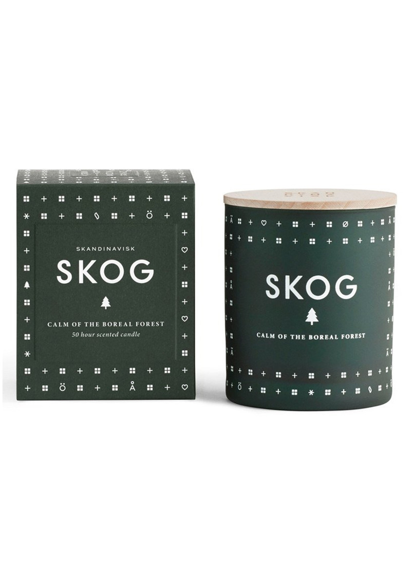 Scented Candle - Skog main image