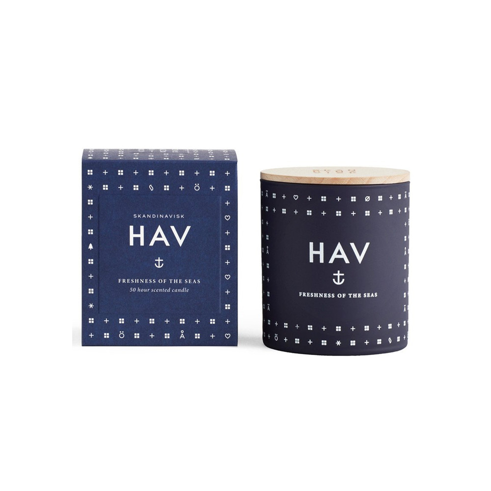 Scented Candle - Hav