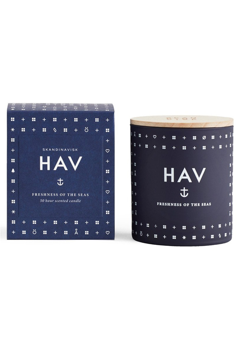 Scented Candle - Hav main image