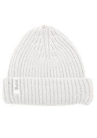 BOBBL Bobbl Knitted Hat - Light Grey