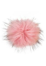 BOBBL Big Fur Bobbl - Pale Pink