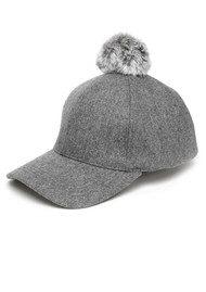 BOBBL Baseball Cap - Grey