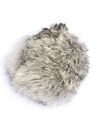BOBBL Faux Fur Small Bobbl - Natural