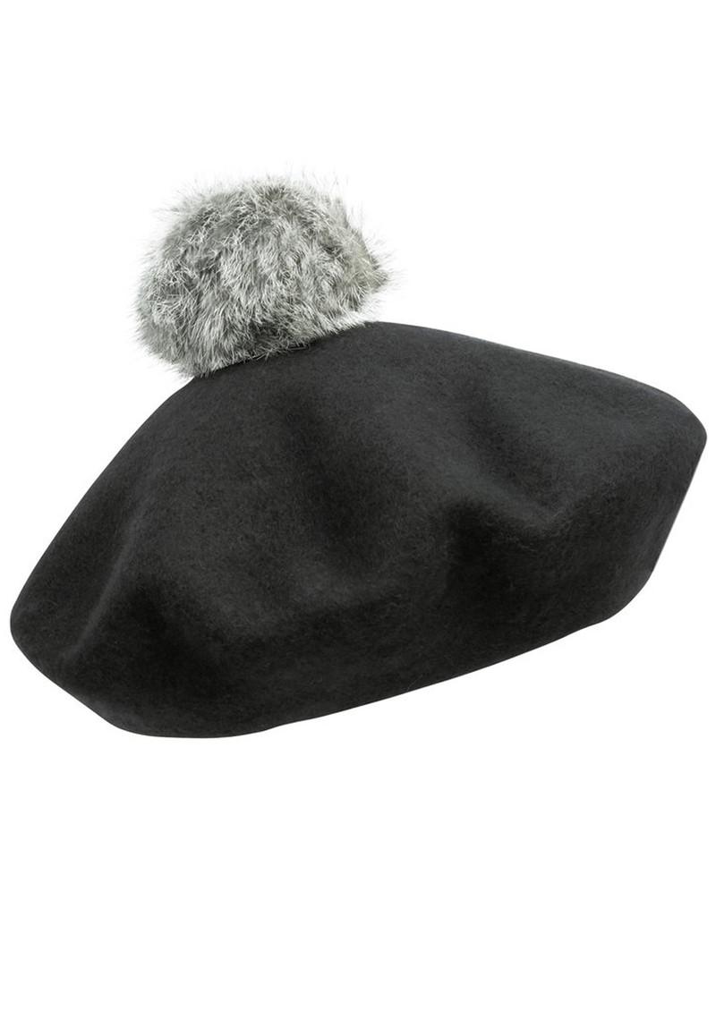 BOBBL Beret Hat - Black main image