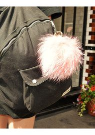 BOBBL Keyring - Baby Pink